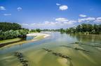 Craiova, Zsil-folyó
