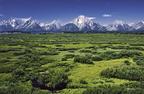 A Grand Teton Nemzeti Park