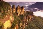 Az ausztráliai Kék-hegység