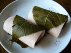 Szakuramocsi, a japánok kedvelt édessége