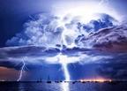 A Föld legnagyobb villámkoncentrációval rendelkező pontja
