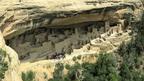 Az anasazi indiánok sziklafalvai