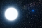 Szíriusz, a Fölről megfigyelhető legfényesebb csillag
