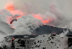 Tefra, vulkánok által kilövelt törmelékanyag