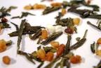 Genmaicsa, egy zöld tea pörkölt rizsszemekkel