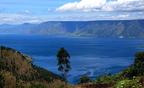 Toba-tó, a világ legnagyobb vulkáni eredetű tava