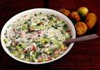 Okroska, az orosz konyha hideg levese