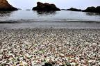 Glass Beach - Szemétdomból turisztikai látványosság