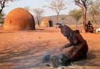 A himbák sivatagi élete