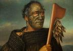 Tā moko, testdíszítés maori módra