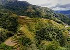 A banauei rizsteraszok